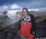 Paleoclimatologist Lonnie Thompson, Byrd Polar Research Center, Ohio State University